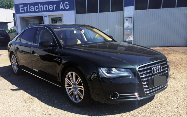 Audi A8 / Long Version